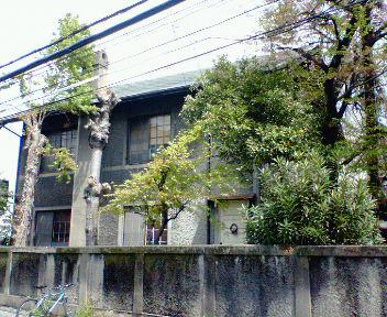 日本YMCA<br />  関西主事宅