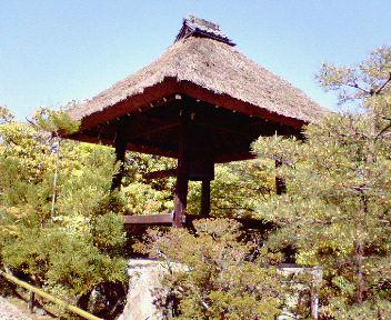 光悦寺鐘楼