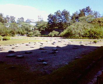 名古屋城本丸御殿跡