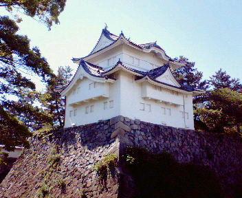 名古屋城東南隅櫓