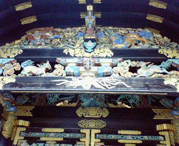 西本願寺唐門(2)