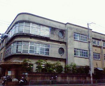 元・待賢小学校