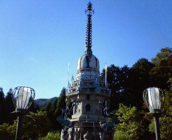 小町寺 仏塔
