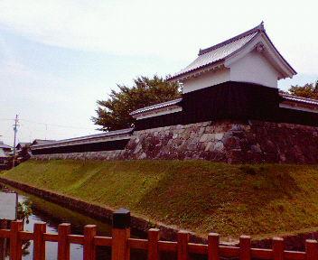 勝龍寺城跡(2)