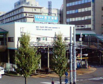 京阪浜大津駅