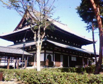 相国寺法堂(2)