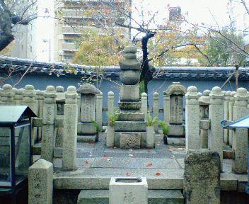 吉祥寺 赤穂義士の墓