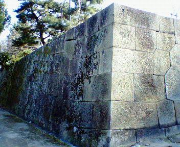 和歌山城石垣