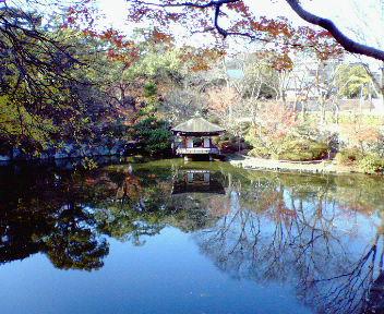 和歌山城 西の丸庭園