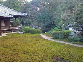随心院庭園