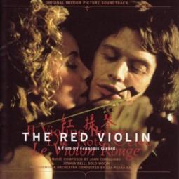 ジョン・コリリアーノ作曲 「レッド・バイオリン」オリジナル・サウンドトラック