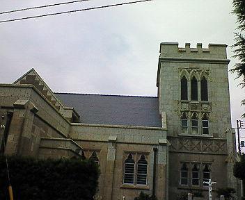 横浜山手聖公会堂