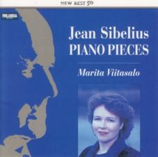 マリタ・ヴィータサロ 「北の詩情 シベリウス:珠玉のピアノ小品集」