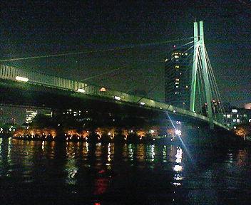 川崎橋・夜景