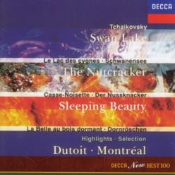 シャルル・デュトワ指揮モントリオール交響楽団 チャイコフスキー三大バレエ・ハイライト