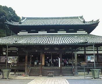 三井寺(園城寺) 観音堂