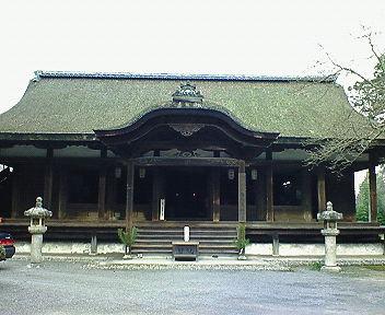 三井寺(園城寺) 釈迦堂