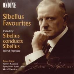 「Sibelius Favourites シベリウス・フェイヴァリッツ」