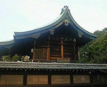 新日吉神宮 本殿