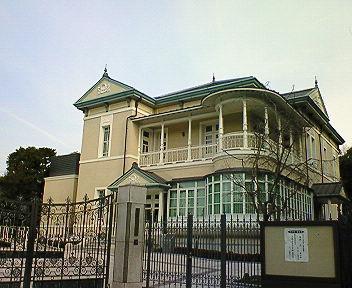 京都女子大学 錦華殿