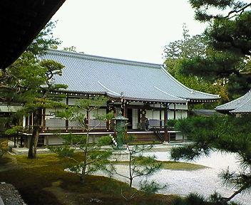 大覚寺 御影堂(みえどう)