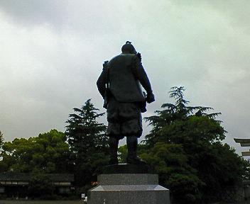 豊國神社(ほうこくじんじゃ) 豊臣秀吉公像(2)
