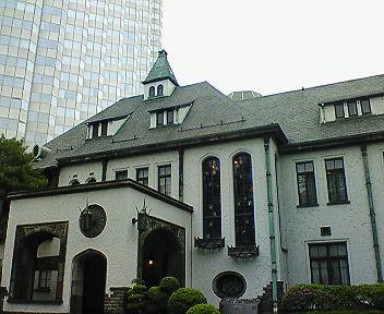 赤坂プリンスホテル旧館