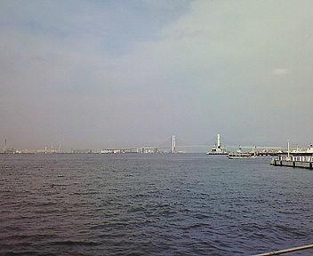 横浜の海(3) 臨港パークより