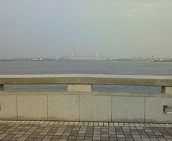 横浜の海(4) 横浜ベイブリッジ