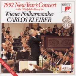 カルロス・クライバー指揮 「1992 ニューイヤー・コンサート」
