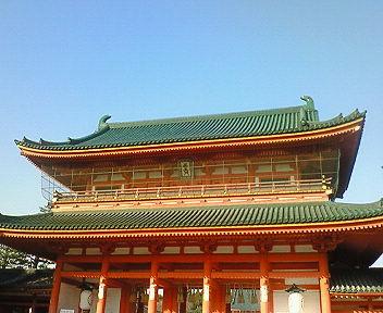 平安神宮 応天門
