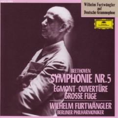 ヴィルヘルム・フルトヴェングラー指揮ベルリン・フィルハーモニー管弦楽団 ベートーヴェン交響曲第5番 1947年5月27日録音 ドイツ・グラモフォン盤