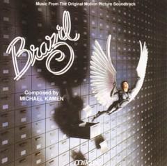 「未来世紀ブラジル」オリジナル・サウンドトラック