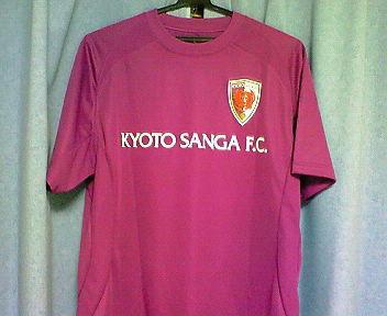 京都サンガF.C. Tシャツ