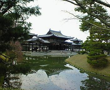 宇治・平等院鳳凰堂(2)