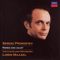 ロリン・マゼール指揮クリーヴランド管弦楽団 プロコフィエフ バレエ音楽「ロメオとジュリエット」全曲