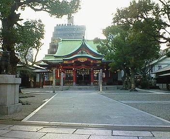 御霊神社(大阪)