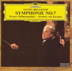 ヘルベルト・フォン・カラヤン指揮ウィーン・フィルハーモニー管弦楽団 ブルックナー交響曲第7番