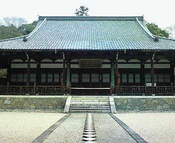 黄檗山萬福寺 法堂(はっとう)