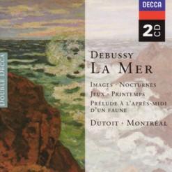 シャルル・デュトワ指揮モントリオール交響楽団 「ドビュッシー管弦楽曲集」(2CD)
