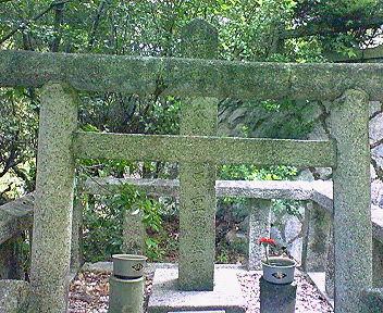 京都霊山護国神社 吉村寅太郎の墓