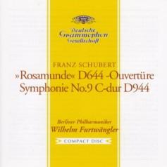 ヴィルムヘルム・フルトヴェングラー指揮ベルリン・フィルハーモニー管弦楽団 シューベルト交響曲第9番(第8番)「ザ・グレート」(1951年盤)
