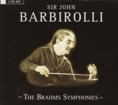 サー・ジョン・バルビローリ指揮ウィーン・フィルハーモニー管弦楽団 「ブラームス交響曲全集」