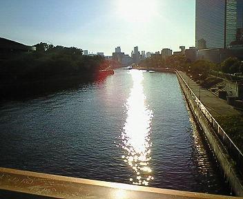 夏たぎる第二寝屋川