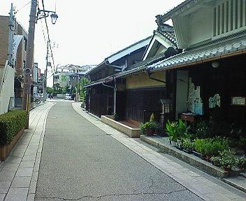 京街道 枚方宿