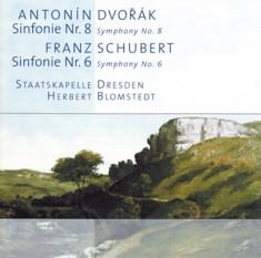ヘルベルト・ブロムシュテット指揮シュターツカペレ・ドレスデン ドヴォルザーク交響曲第8番ほか