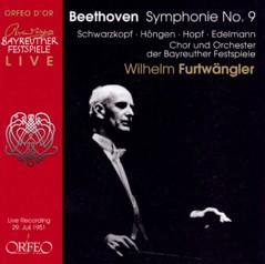 フルトヴェングラー バイロイトの第九(オルフェオ盤)