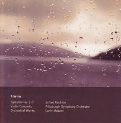 ロリン・マゼール指揮ピッツバーグ交響楽団 「シベリウス交響曲全集」