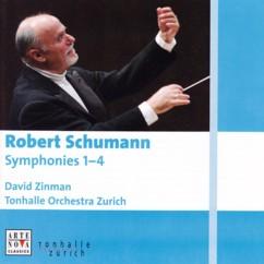 デイヴィッド・ジンマン指揮チューリッヒ・トーンハレ管弦楽団 ロベルト・シューマン交響曲全集