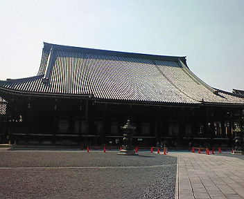 西本願寺阿弥陀堂